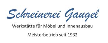 Schreinerei Gaugel Logo